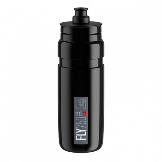 Elite  бутылка для воды с крышкой Fly Mtb
