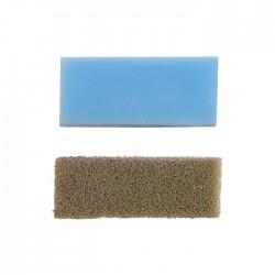 Burton  парфин для сноубордов 400 blue