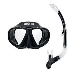 Arena  набор маска+трубка взрослый Premium