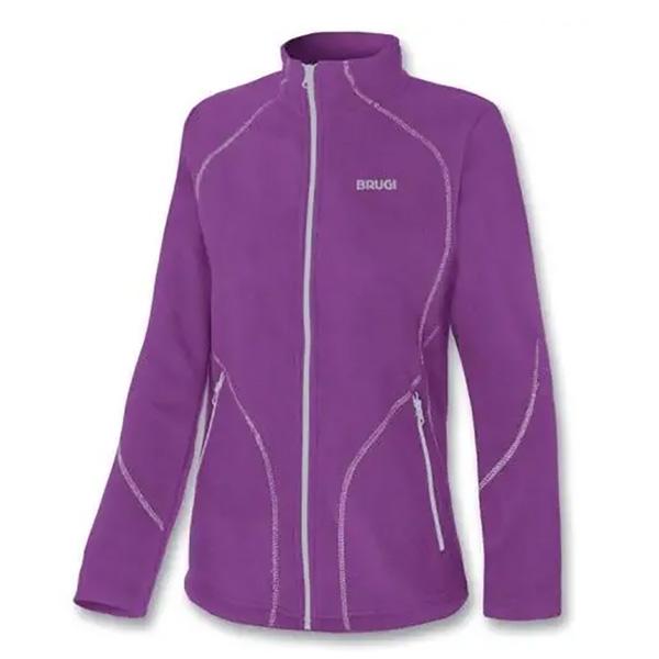 Куртка женская флисовая Brugi A252