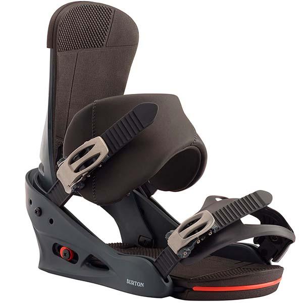 Крепление сноубордическое мужское Burton Custom - 2020