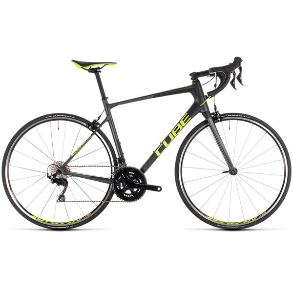 Велосипед шоссейный Cube Attain GTC Pro 2019