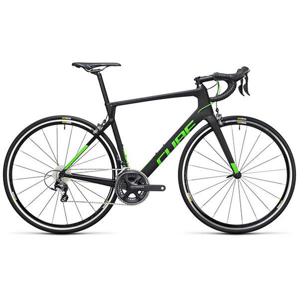 Шоссейный велосипед Cube Agree C:62 Pro 2017