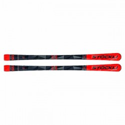 Stockli  лыжи горные Laser GS  MC12 red-white-black / SRT12 red-black