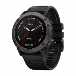 Garmin  часы c навигатором Fenix 6X сапфир