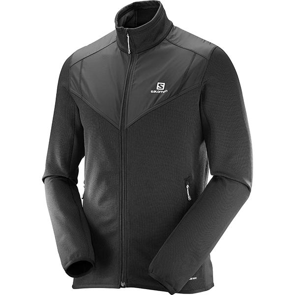 Куртка мужская Salomon X Alp FZ Mid M