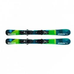 Elan  лыжи горные Maxx QS el 4.5