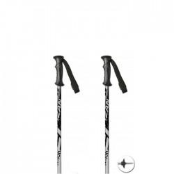 Fizan  палки  г/лыж. Xtreme  JR - black - 90