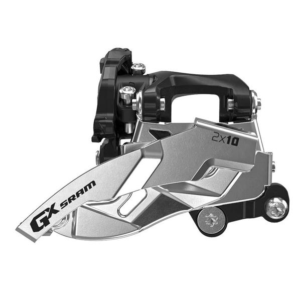 Передний переключатель Sram GX 2x10 Low Direct Mount 38t Dual Pull