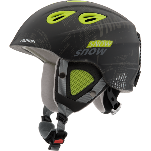 Детский шлем горнолыжный Alpina Grap 2.0 JR