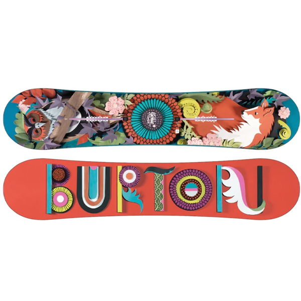 Женский сноуборд Burton Genie 17-18