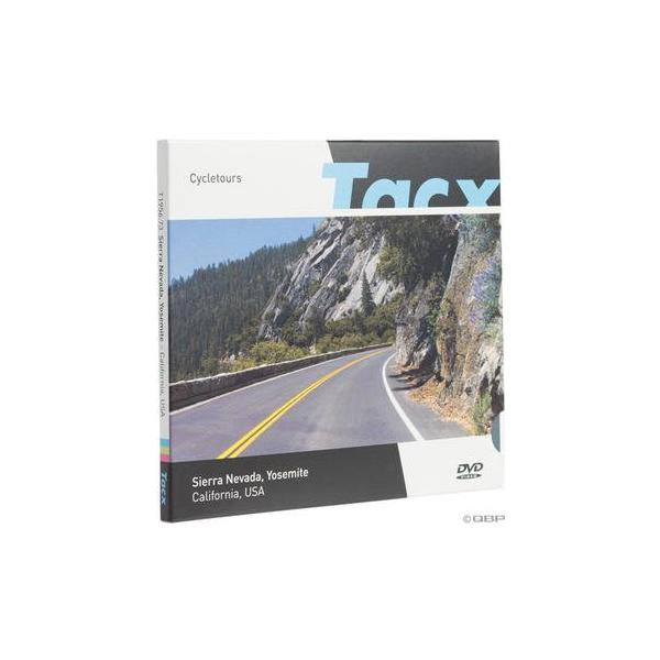 Программа тренировок Tacx Sierra Nevada, Yosemite-USA DVD