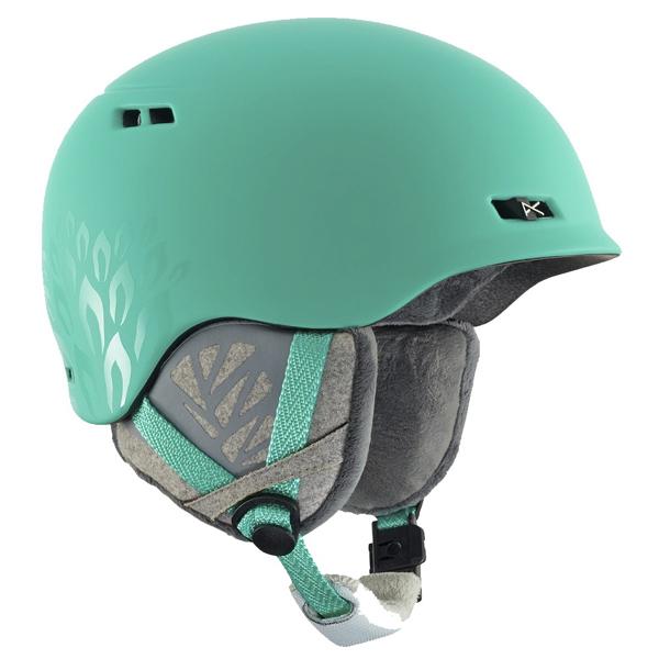 Женский шлем горнолыжный Anon Griffon