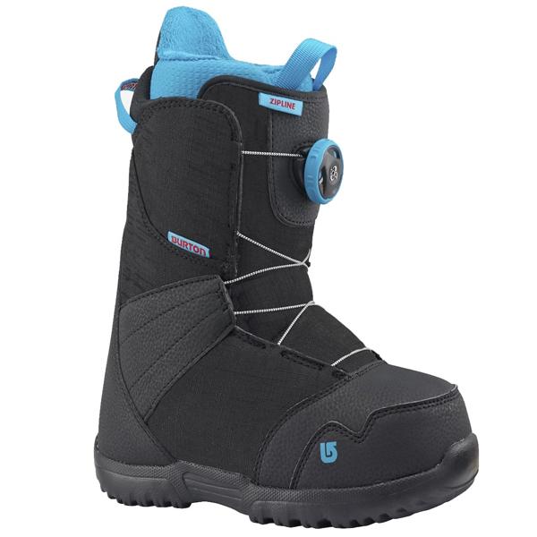 Детские ботинки сноубордические Burton Zipline Boa 17-18