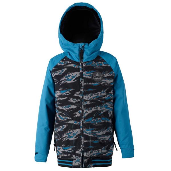 Горнолыжная куртка подростковая Burton Boys Game Day 17-18