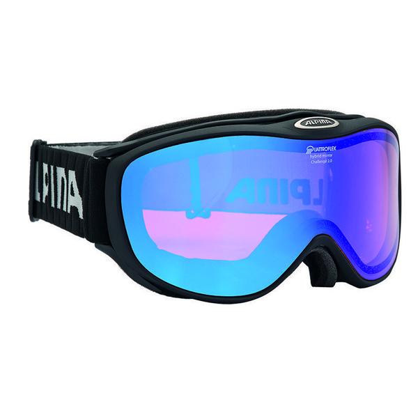 Мужская маска горнолыжная Alpina Challenge 2.0 QM