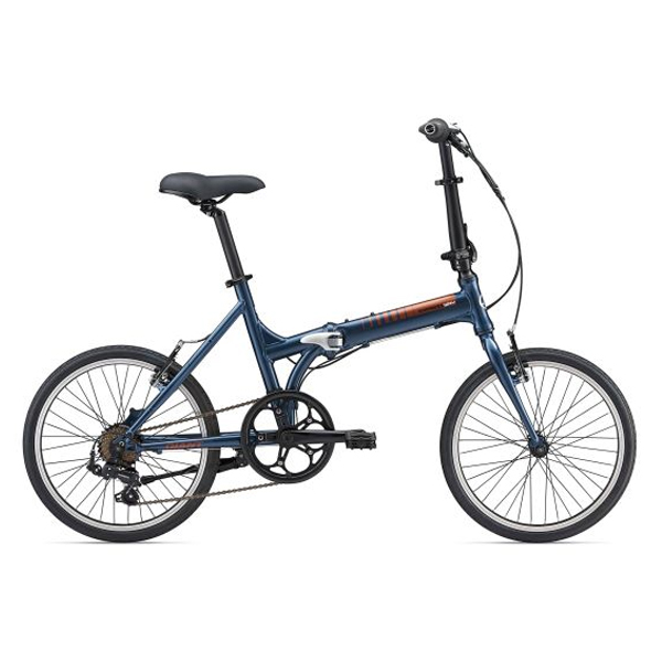 Складной велосипед Giant ExpressWay 2 2018