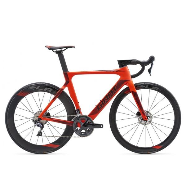 Шоссейный велосипед Giant Propel Advanced Disc 2018