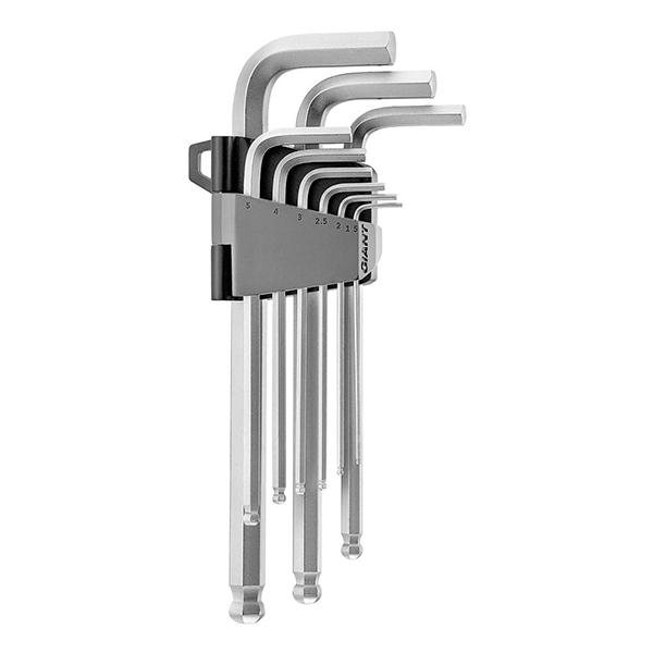 Набор инструментов Giant Toolshed Hex Wrench Set