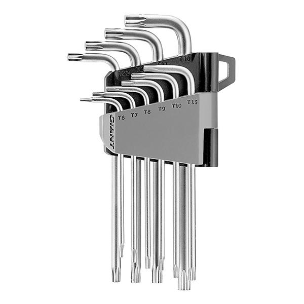 Набор инструментов Giant Toolshed Star Key Wrench Set
