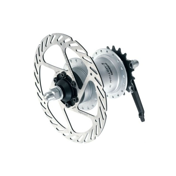 Задняя втулка Sram i-3 freewheel/disc brake