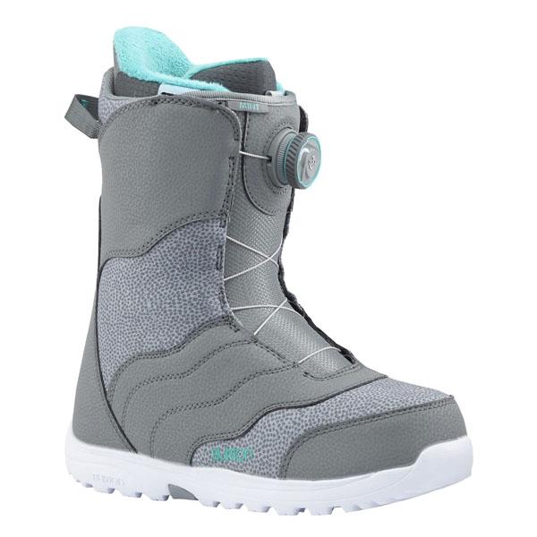 Ботинки сноубордические женские Burton Mint Boa (2017/2018)