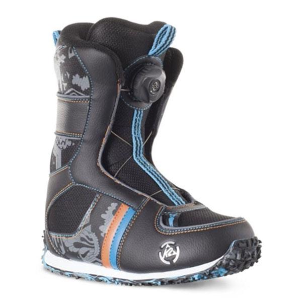 Ботинки сноубордические детские K2 Mini Turbo (2013/2014)