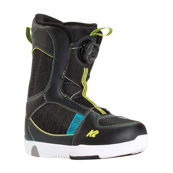 Ботинки сноубордические детские K2 Mini Turbo (2015/2016)