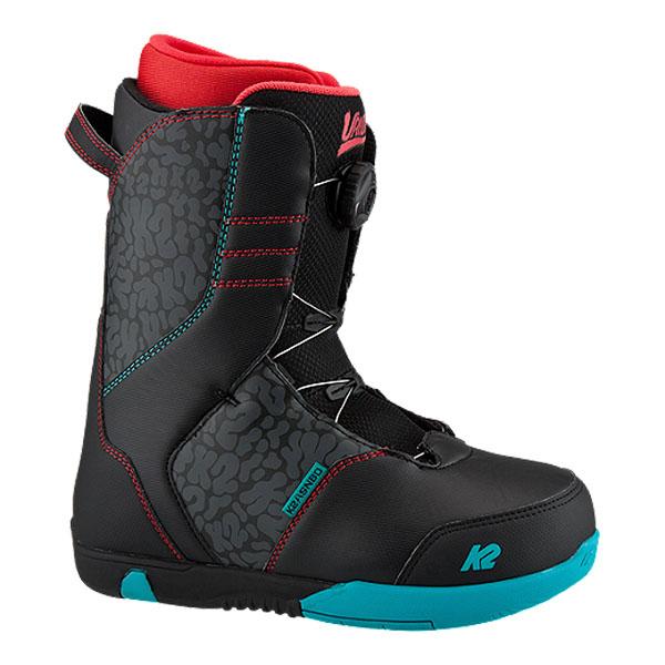Ботинки сноубордические детские K2 Vandal (2015/2016)