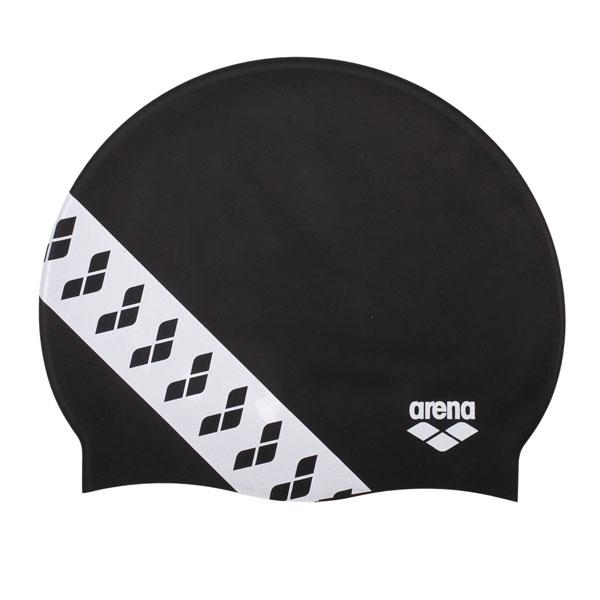 Шапочка для плавания Arena Team Stripe