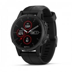 Garmin  часы Fenix5 Plus сапфир черный