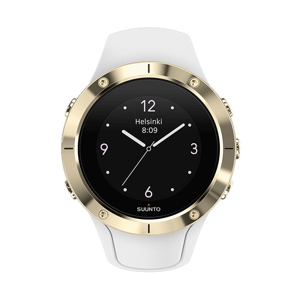 Спортивные часы Suunto Spartan Trainer Wrist HR Gold