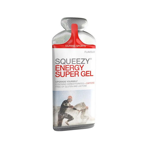 Энергетический гель Squeezy Energy Super Gel
