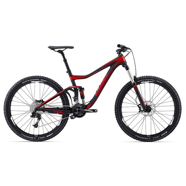 Горный велосипед для даунхилл Giant Trance Advanced 27.5 2 2015