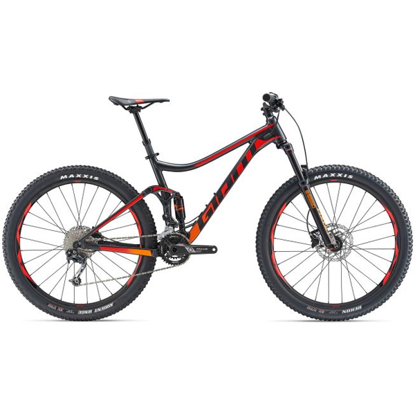 Велосипед горный двухподвес Giant Stance 2 2019
