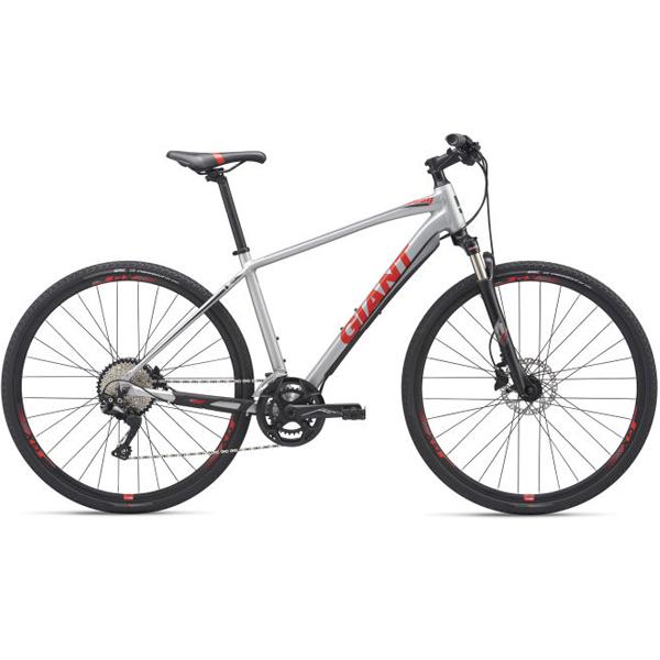 Велосипед гибридный Giant Roam 1 Disc 2019