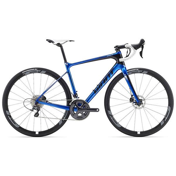 Шоссейный велосипед Giant Defy Advanced Pro 2 2016
