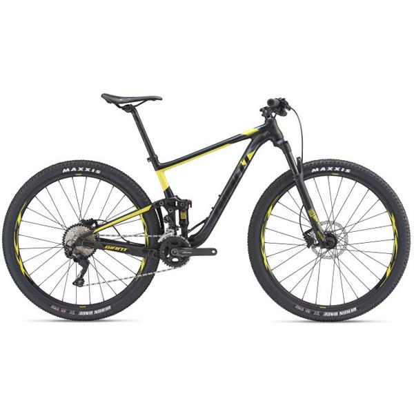 Велосипед горный двухподвес Giant Anthem 29er 3 2019