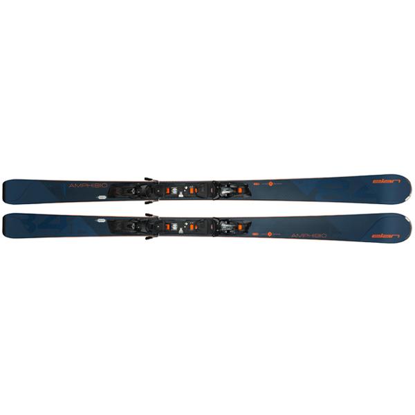 Лыжи горные мужские Elan Amphibio 84 XTI F elx 12.0 (2018/2019)