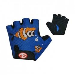 Author  перчатки детские Fish
