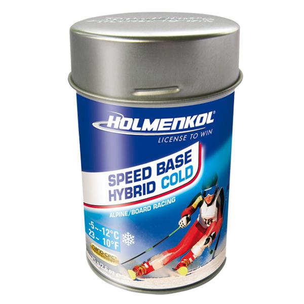 Порошковая смазка Holmenkol Speed BaseHybridCold