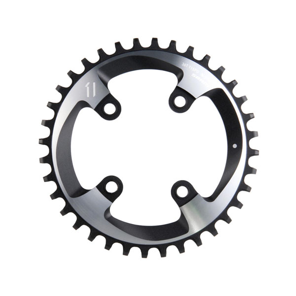 Звезда передняя для шатунов Sram XX1 36T 76BCD Alum 6mm 11 speed