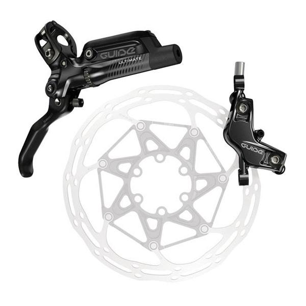 Тормоз дисковый Sram Guide Ultimate Rear Hydraulic Disc Brake Black 1800mm