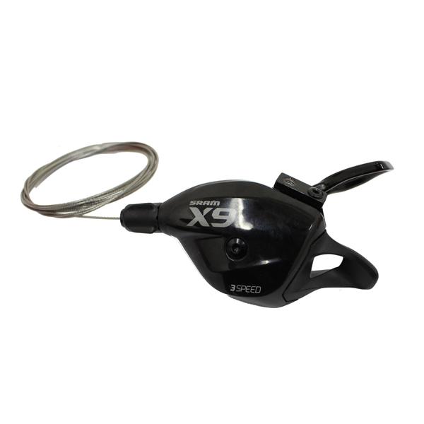 Триггерная манетка Sram X-9 Bearing 3-speed
