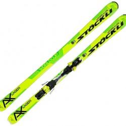 Лыжи горные Stockli Laser AX salo AM12
