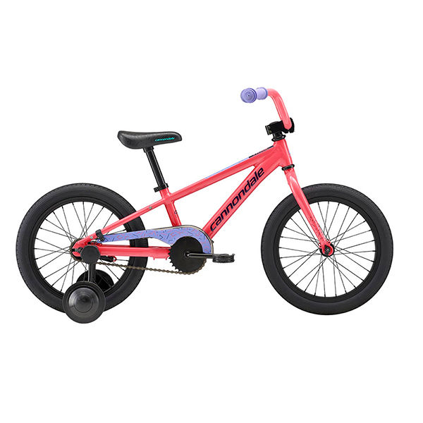 Cannondale  велосипед 16 F Kids Trail SS - 2019